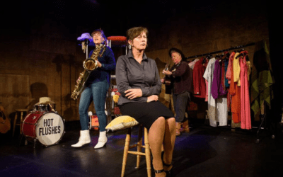 Guest Blog: Lucy Bell on writing Hot Flushes the musical
