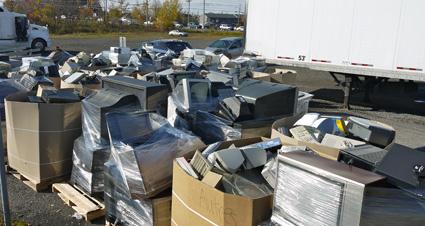 Semaine québécoise de réduction des déchets 2013