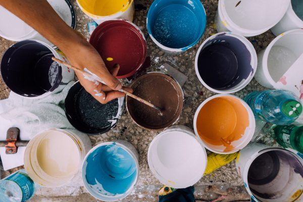 Painting the way to mental health