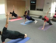 Pilates in the workplace