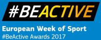 European Week of Sport #BeActive Awards 2017