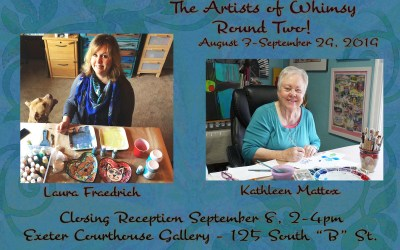 The Artists of Whimsy