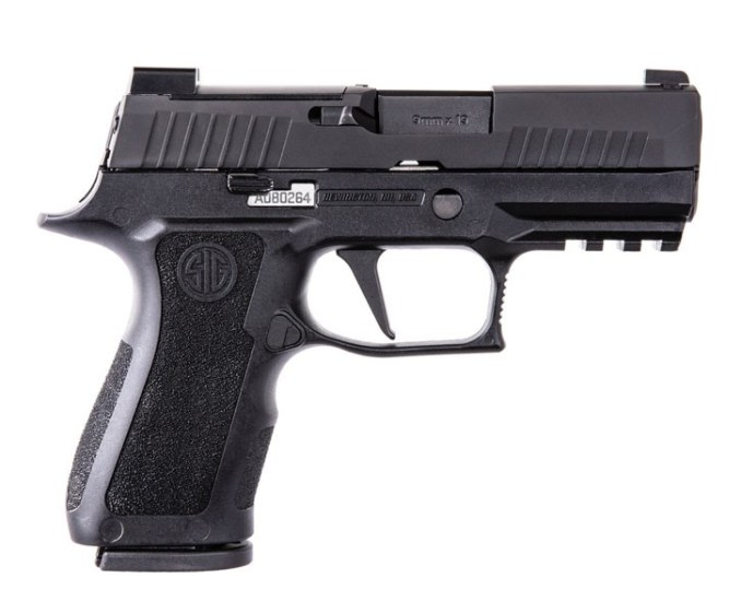 Sig Sauer P320 XCompact in 9mm