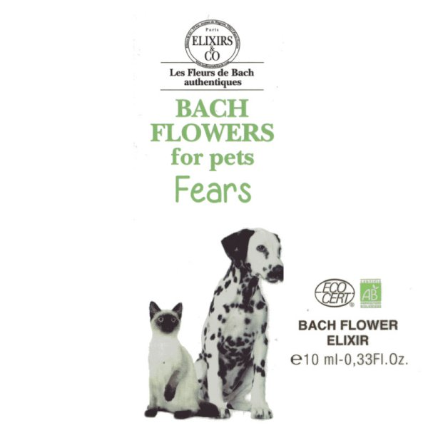 Exflorum Remedy for pets with fears