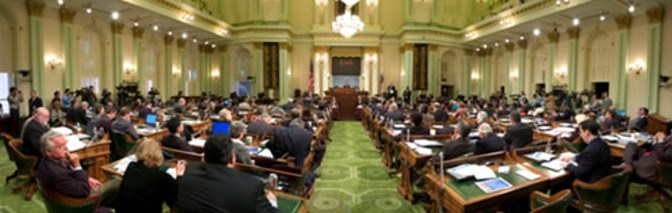 'Three California Bills Needing Attention'