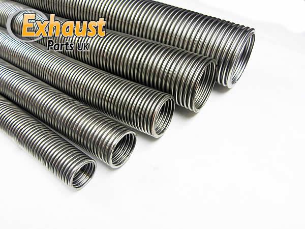 generator flexible stainless steel 2 5 hose