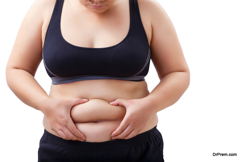 People with less educational and social status are likely to get obese