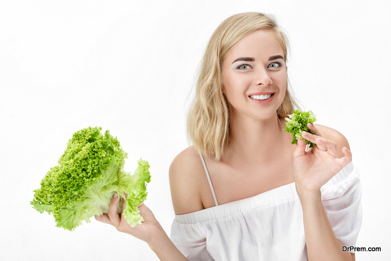 Diet can help reduce cellulite