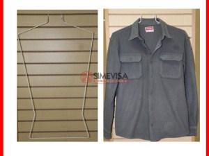 SWEC Exhibidor de camisas