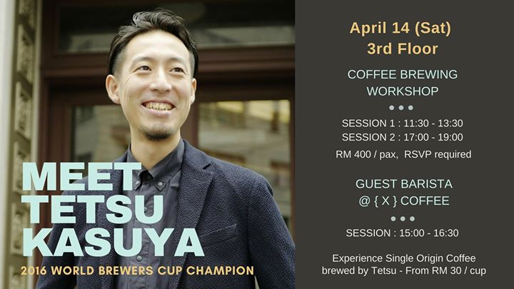 Coffee Workshop by Tetsu – Session 1