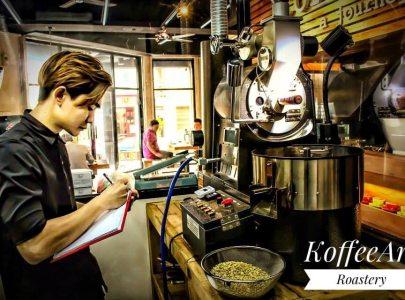 Roaster Story 14 : Koffee Art Roastery