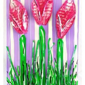 Tin Can Tulips