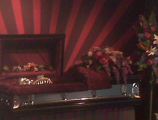 Open-Casket - Glorious Excess's Funeral