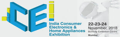 India Consumer Electronics & Home Appliances Exhibition