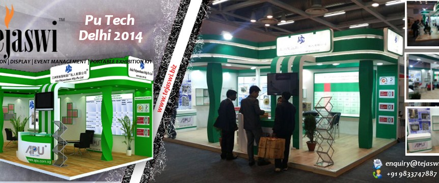 Exhibition Stall Design Delhi PuTech