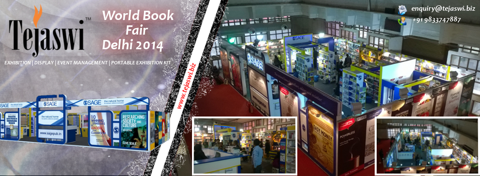 Exhibition Stall Design Delhi World Book Fair