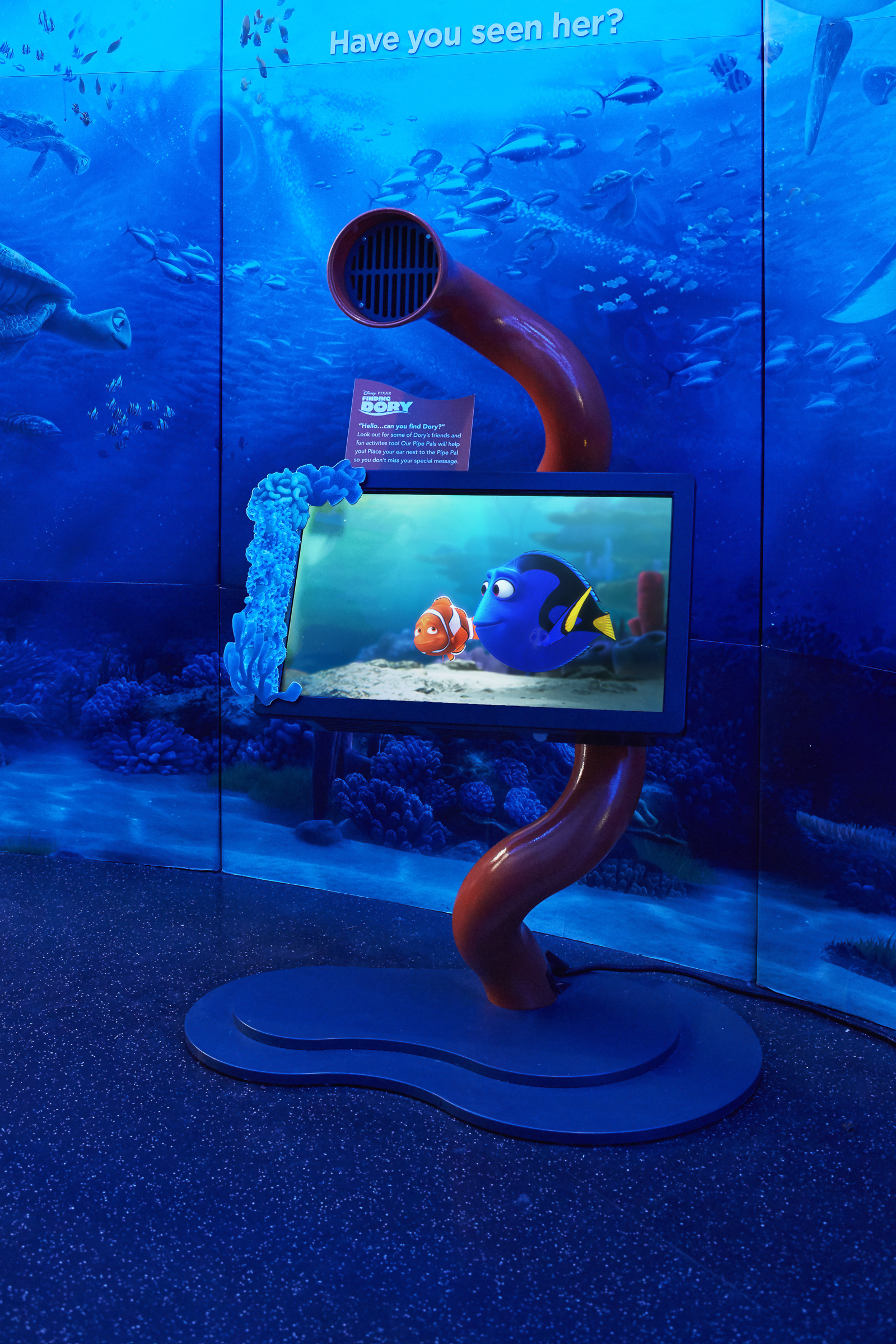 Finding Dory Exhibition Image 6
