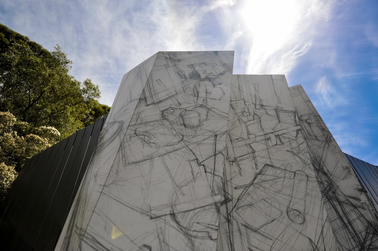 Ascot Park Public Artwork 3