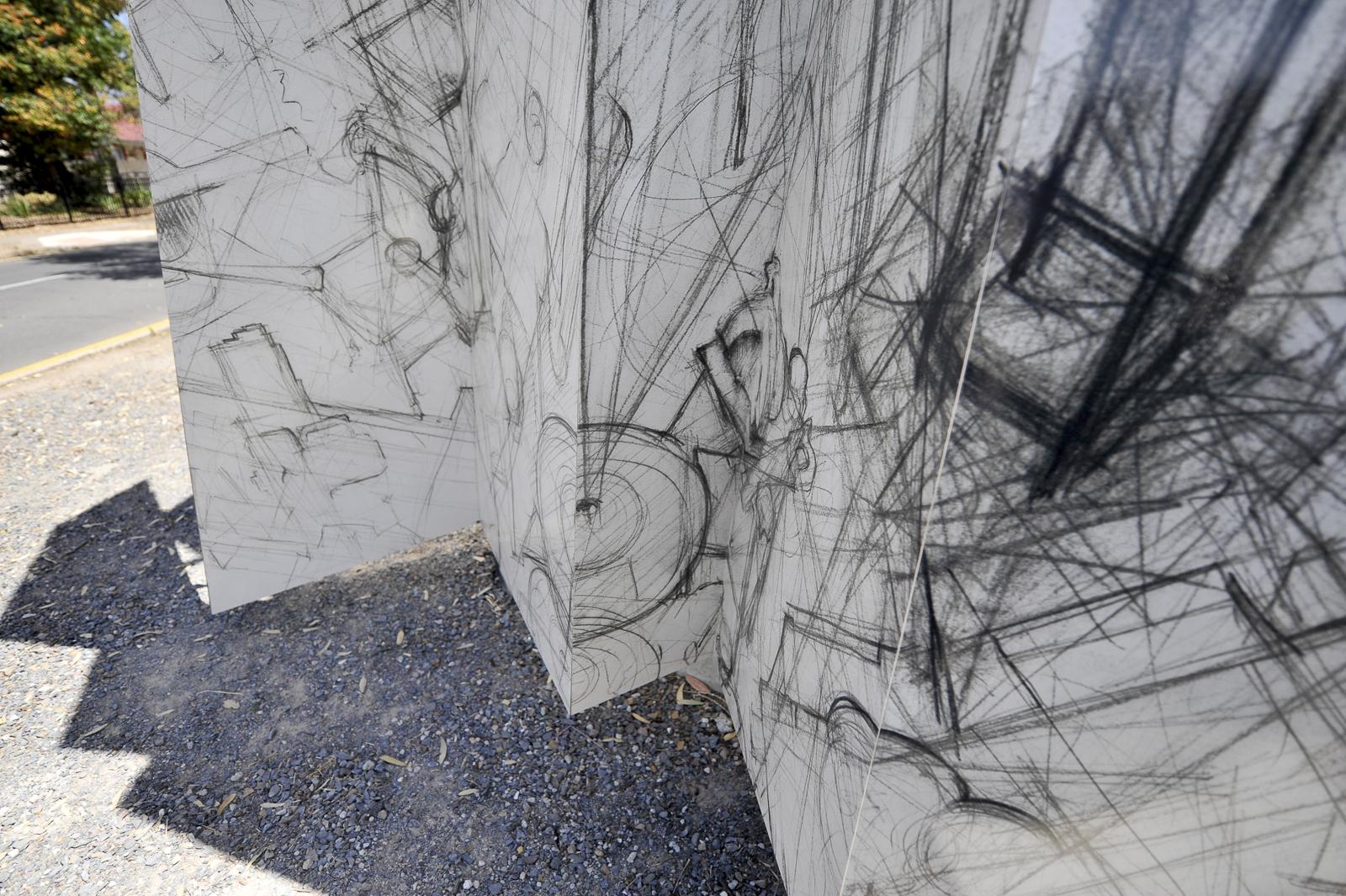 Ascot Park Public Artwork 2