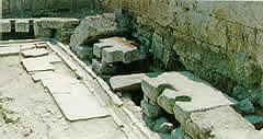 public latrines