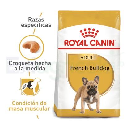 ROYAL CANIN FRENCH BULLDOG ADULTO
