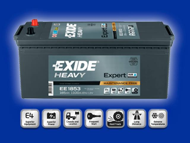 EXIDE EXPERT HVR