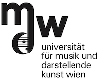 Logo der mdw