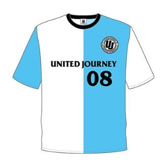 UNITED JOURNEY ライブグッズ サッカーのユニフォーム