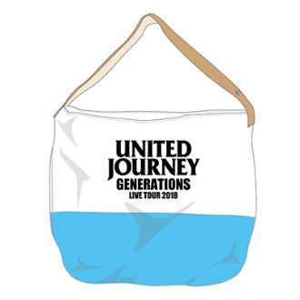 GENERATIONS UNITED JOURNEY ライブグッズ トートバッグ