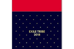 【EXILE TRIBE】2019スケジュール帳