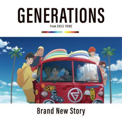 GENERATIONS Brand New Story