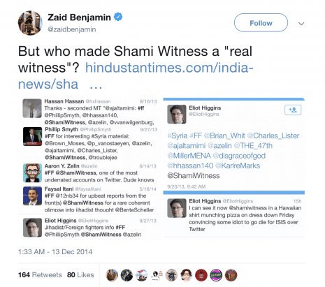 9f2325361f49 ShamiWitness  How Bellingcat and Neocons Collaborated with the Most ...