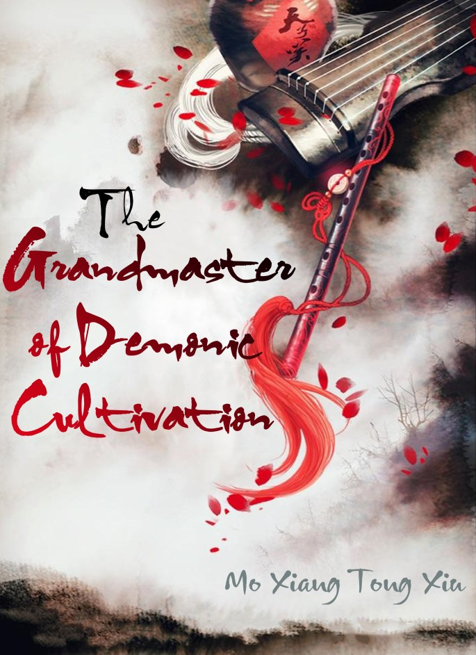 Image result for grandmaster of demonic cultivation book cover