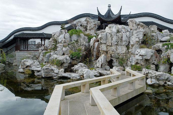 GDC c47 TN - Rock garden image