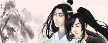 Lan WangJi x Wei WuXian