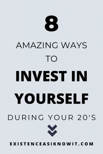 8 amazing ways to invest in yourself during your 20s