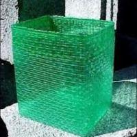 El hilo de plástico PET