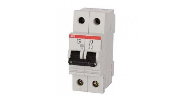 Автоматический выключатель ABB S202 2CDS252001R0324 C32 ...