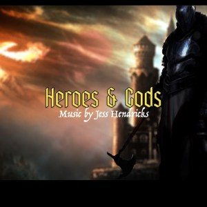 Album cover for Heroes & Gods