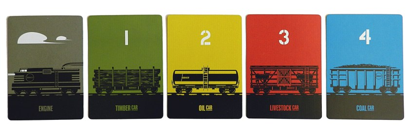 Yardmaster cards