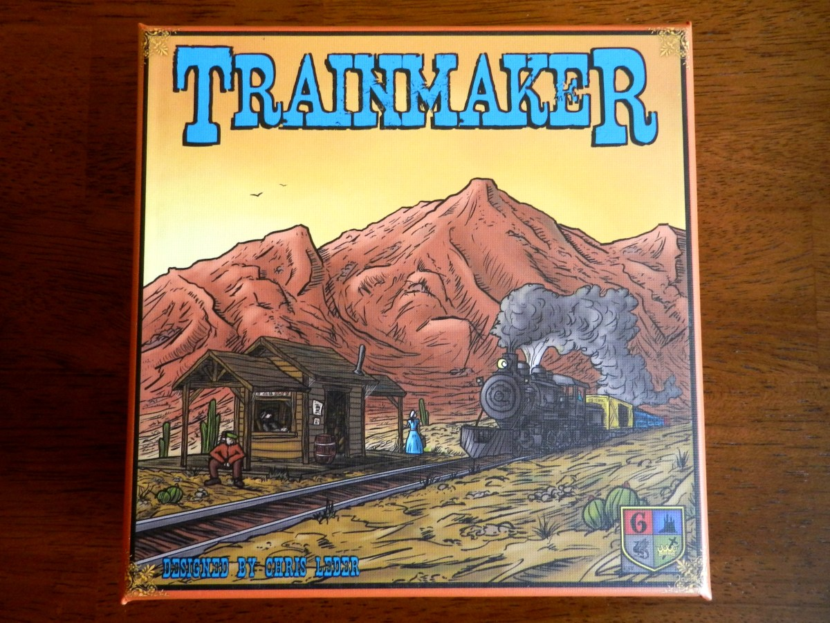 Rolling the rails in Trainmaker, a train dice game