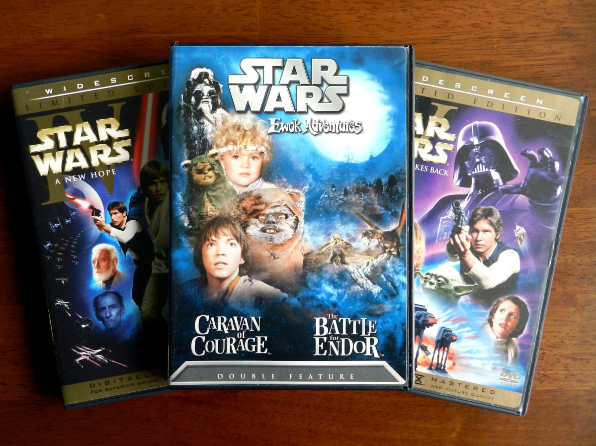 The two live-action Star Wars movies you've probably never seen
