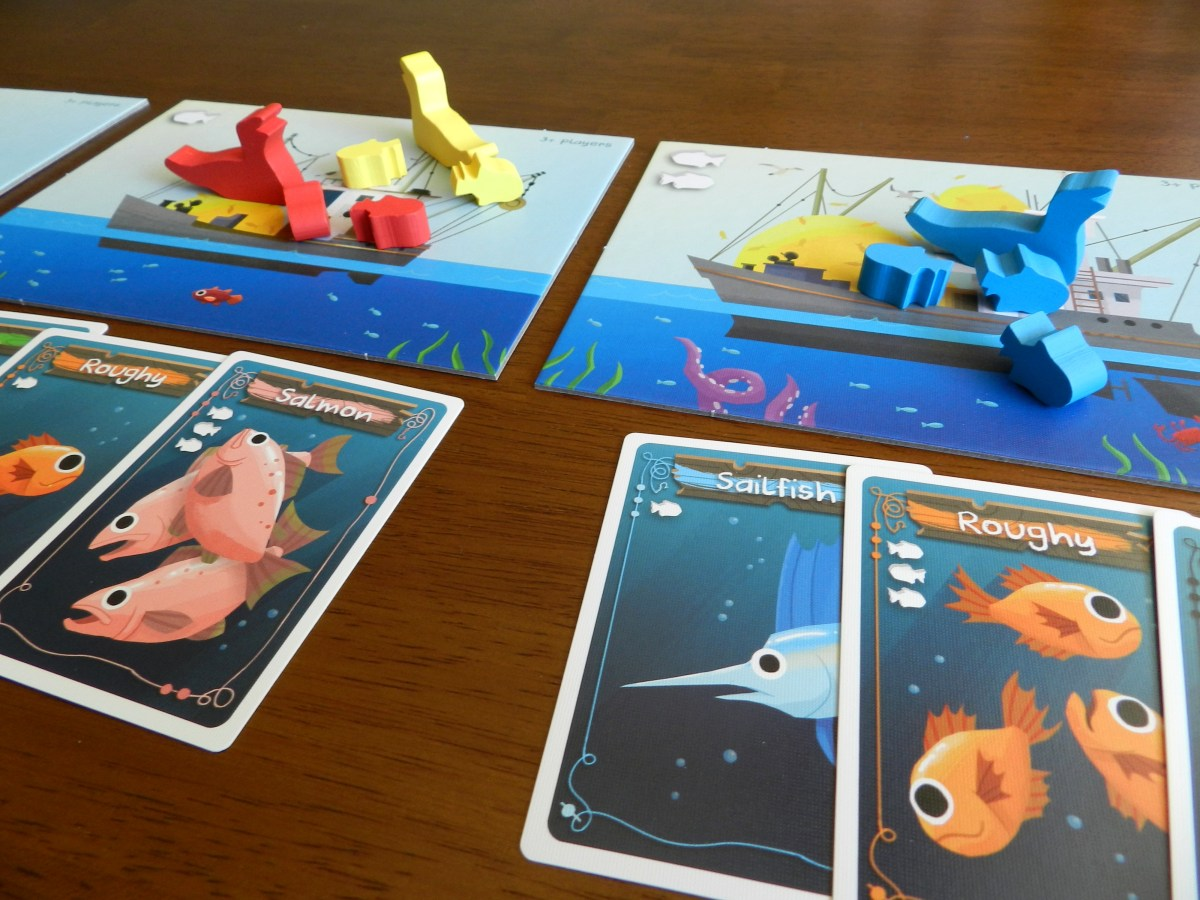 A review of Fish Frenzy