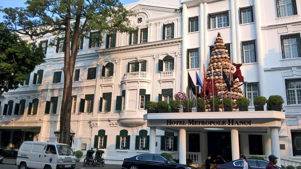 Desde 1901, o Matropole é um dos hotéis mais concorridos da cidade