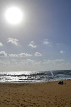 Golden Sands Beach