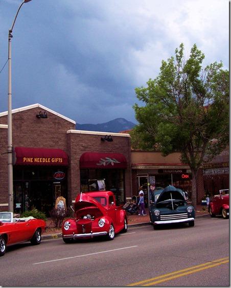 Old Colorado City, Colorado Springs, August 22, 2004