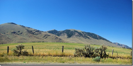 Antelope Valley, Butte County, Idaho