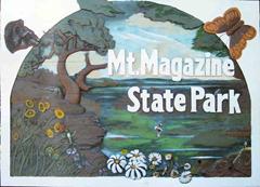 Mt. Magazine State Park, Arkansas