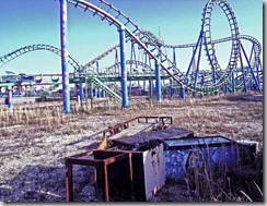 six flags new orleans - killed by katrina
