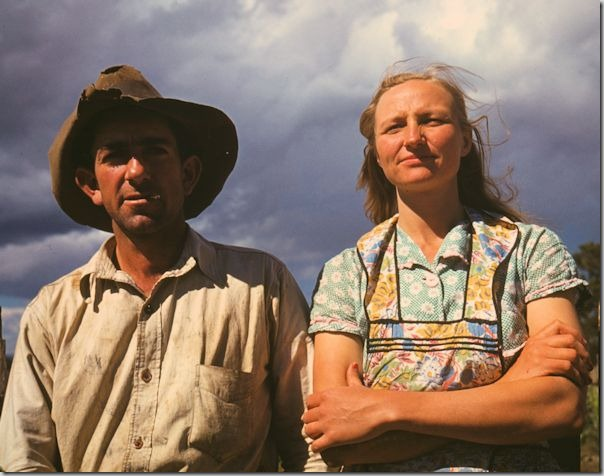 homesteaders, Pie Town, New Mexico